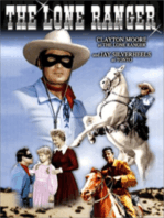 The Lone Ranger 48 Caattlemen vs Sheep Ranchers