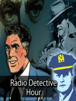 Radio Detective Story Hour Episode 125 - Criminal At Large