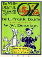 Chapter 2 - The Wonderful Wizard of Oz