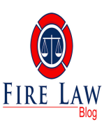 Fire Law Podcast Episode 14