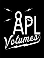 APL Radio Show Volumes Ep. 22 | 3/22/2017