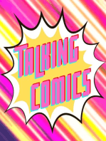 What We Are Thankful For In Comics and Wonder Woman #36 | Comic Book Podcast Issue #161 | Talking Comics