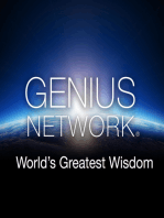 Change Your Brain Change Your Life with Dr Daniel Amen - Genius Network Episode #38