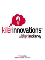 Innovation Driven Entrepreneurship S13 Ep32