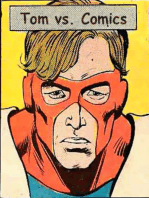 Tom vs. The Flash #294 - The Fiend the World Forgot/The Typhoon is a Storm of the Soul