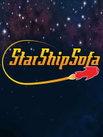 StarShipSofa No 481 Donald Jacob Uitvlugt and Laura Pearlman