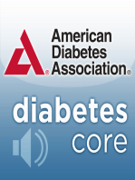 Diabetes Core Update – December 2018