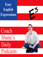 0413 Daily Easy English Expression PODCAST—a slow jam