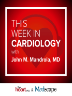 Oct 12, 2018 This Week in Cardiology Podcast