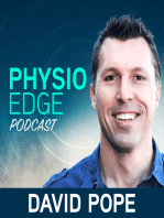Physio Edge 056 How to assess your patient's running capacity and performance with Tom Goom
