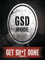 GSD Knowledge Round - Use Your Fear and Set Appointments!