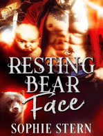 Resting Bear Face