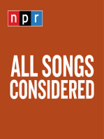 The All Songs Considered SXSW Preview, 2019