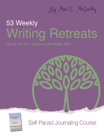 53 Weekly Writing Retreats