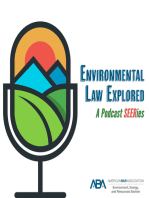 2018 Year in Review - Environmental Litigation Part 1