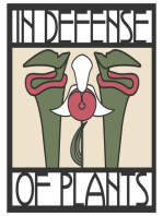 Ep. 161 - Bucket Orchids, Ant Nests, and Fragrance-Collecting Bees