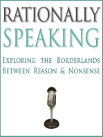 Rationally Speaking #74 - Live! John Shook on Philosophy of Religion