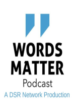 "Steve Kornacki, author of ""The Red and The Blue"" - Words Matter Interview"