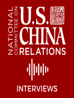 China and the World's Energy Future with David Sandalow