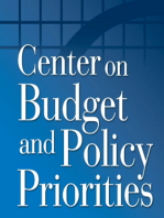 The Impact of the Recession and the Recovery Act on Social Safety Net Programs