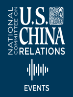 Peggy Blumenthal and David Zweig on China's Students in the U.S.