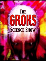 Cosmological History -- Groks Science Show 2005-10-19