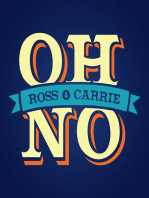 Ross and Carrie Have A Moment of Séance