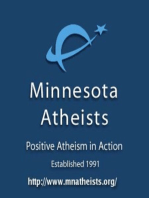 """""""13 Reasons Why God Belief is Dying"""" August Berkshire"""" Atheists Talk #406, May 21, 2017"""
