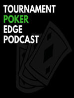 """May 10th, 2013 - MTT Strategy with Mike """"SowersUNCC"""" Sowers"""