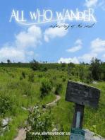 """001 All Who Wander – Jennifer Pharr Davis """"Becoming Odyssa"""" Book Launch"""
