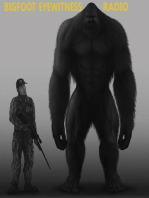 Bigfoot Eyewitness Episode 102