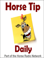 #1324 – Your Horse Business Break Even Point with EquestrianProfessional.com – by Purina Animal Health