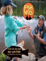 Pike on the Fly and Eat like a fish Citizen Science