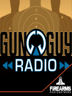 Gun Guy Radio 129 – Stephen Hunter – Bob Lee Swagger Novelist