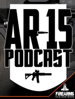 AR-15 Podcast 129 – Carbine Training with Steve Fisher of Sentinel Concepts