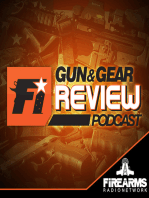 """Gun & Gear Review Podcast 171 – L.A.G. Tactical """"The Defender"""" IWB/OWB Holster, Excel Arms CX-5.7R Rifle, Osprey Armament MK-36."""
