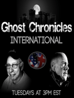 Paranormal Investigator Kevin Kerr