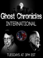 Irish Paranormal investigator Michael Benson