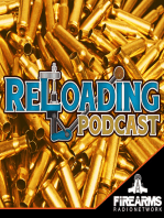 Reloading Podcast 252 – you going to coat that