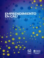 Emprendimiento en Cali: Análisis dinámico
