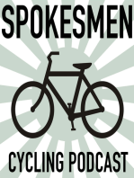 The Spokesmen #168 - Talking cycle apparel with the owners of 7Mesh and Showers Pass