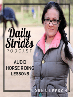 1100 | What Not to Do When Riding a Fresh Horse