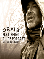 Fishing Early Spring Midges in Tailwaters with Pat Dorsey