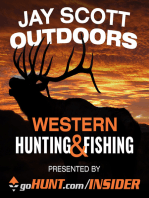 444- Black Bear and Aoudad Hunting with TrueHunts.com-Cliff Gray of Flat Tops Wilderness Guides-Long Range Shooting-BC Politics