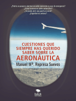 Cuestiones que siempre has querido saber sobre la aeronáutica
