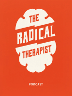 The Radical Therapist #035 – How Psychotherapy Lost Its Magick w/ Scott Miller, PhD