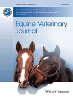 EVJ Podcast, No 20, June 2017- Myofibrillar myopathy in Warmblood horses (S. Valberg) & Acquired equine polyneuropathy in Norwegian horses (S. Hanche-Olsen)