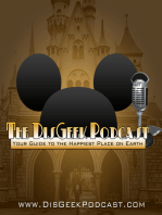 The DisGeek Podcast 150 - Merry Christmas!
