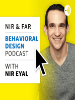 How to Design Behavior (The Behavior Change Matrix)-Nir&Far