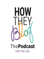 HTB #013 – The Power of Being a Consistent Blogger – Stories from a Third World Country – An Interview with Joy Forney